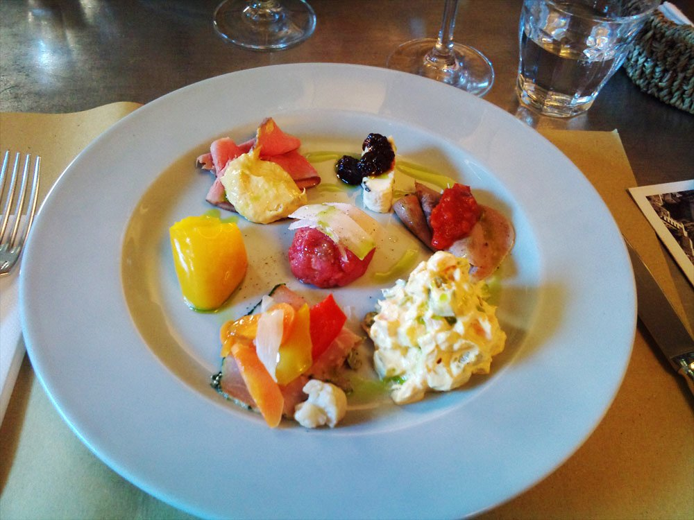 One of the best recipe that Italy Small Group Tours enjoy