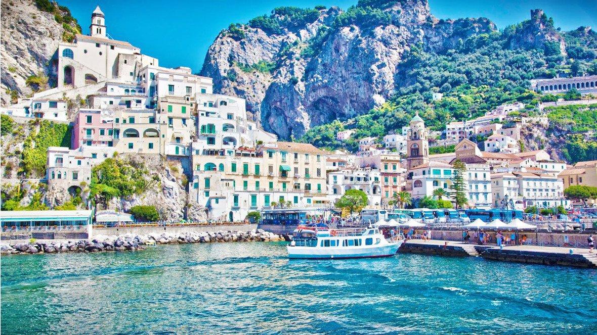 Italy Tours Delights & Falvours of Amalfi Coast