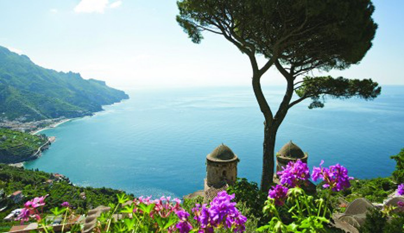Italy Tours depart at Amalfi Coast