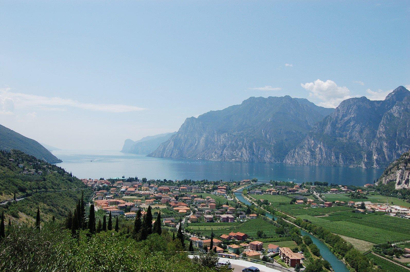 Riva del Garda – Castel Toblino Lunch – Lake Garda- Italy tours