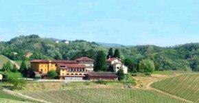 Italy Tours go to Milan/Voghera to Villa Sparina, Gavi