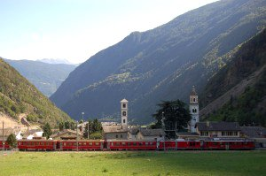 St Moritz, Switzerland – Livigno – Tirano - Italy tours