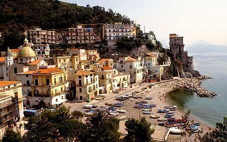 Amalfi Coast Minori for Small Group Tours Italy