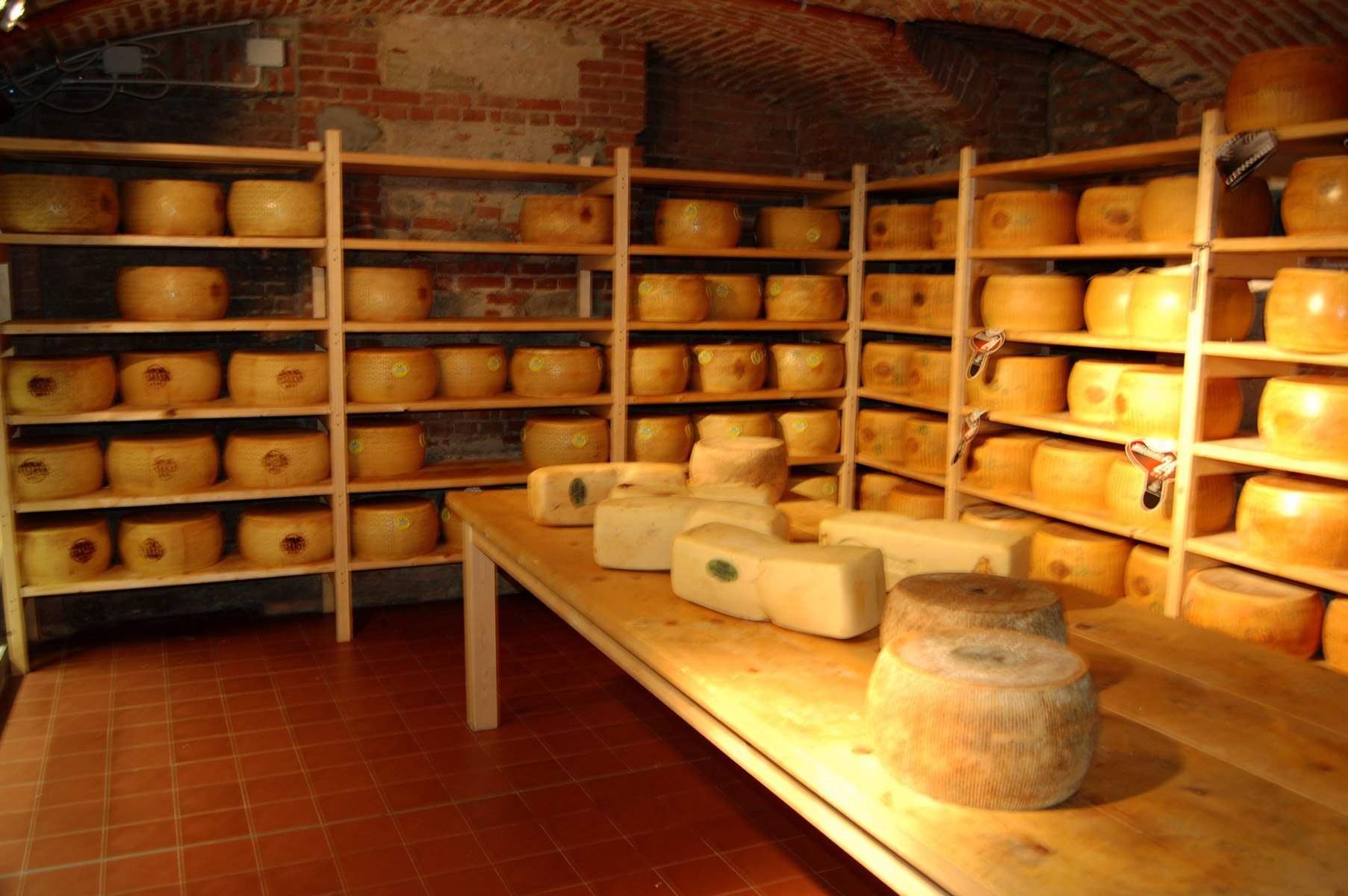 Parmigiano Reggiano Cheese Tour for Small Group Tours Italy