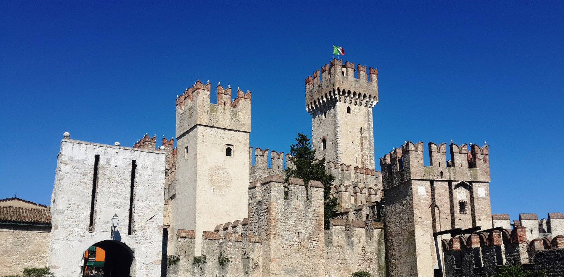 the Hidden Italy Tours/Lake Garda – Sirmione – Malcesine