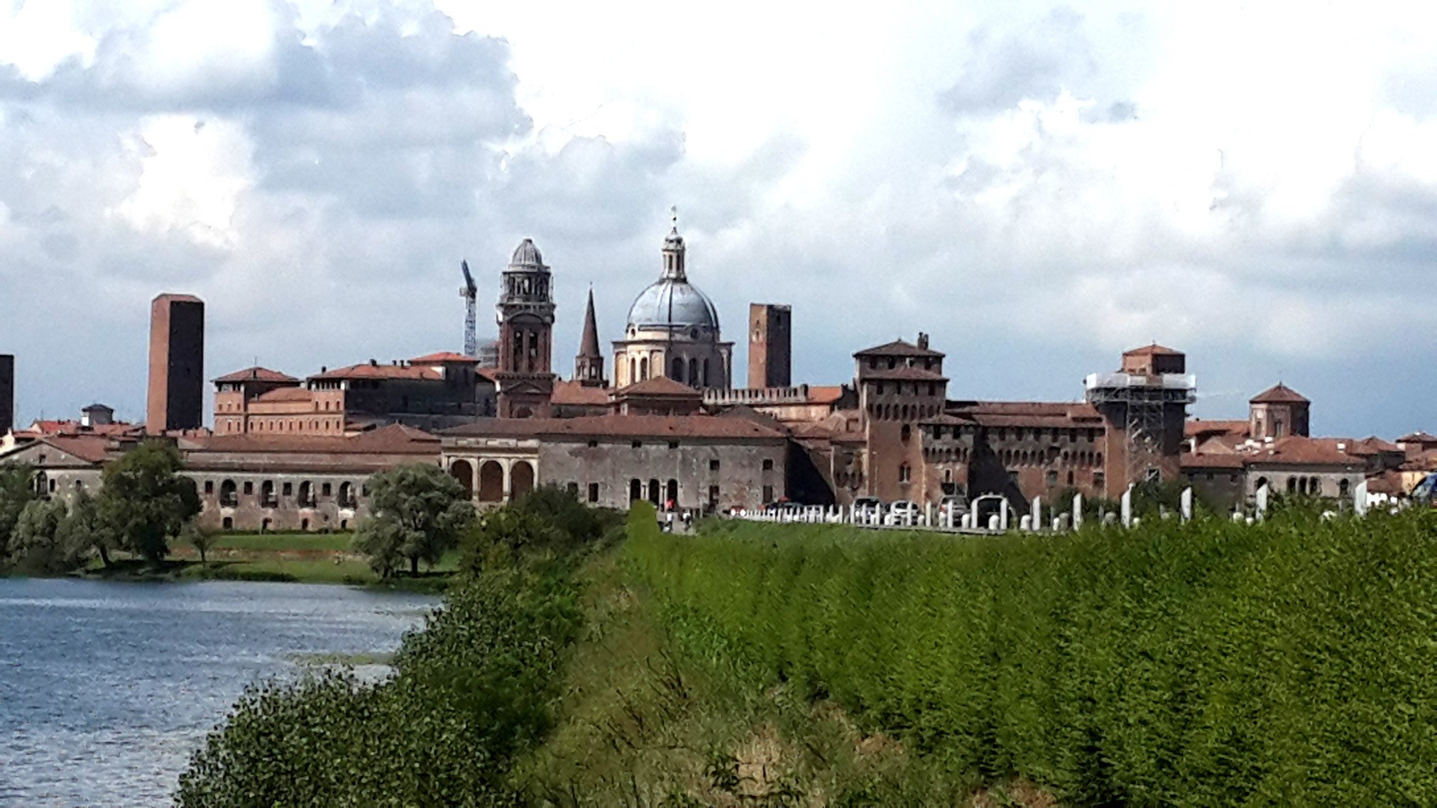 Small Group Tours Italy at Mantua – Sabbioneta