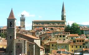Small group tours to Italy will enjoy the city of Arezzo