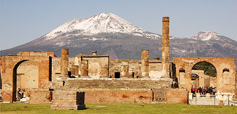 Pompeii and Tramonti for Small Group Tours Italy