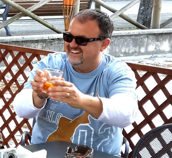 Jim-Italian Delights Tour Director