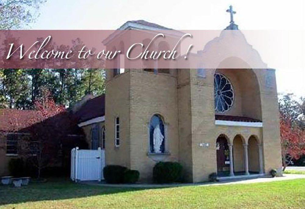 Catholic church in Thomasville, NC