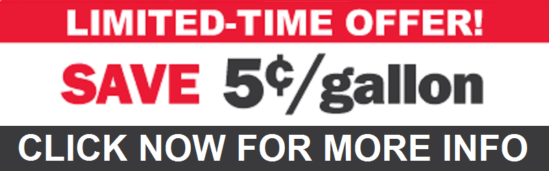 GasBuddy Daily 5 Cent Gas Code