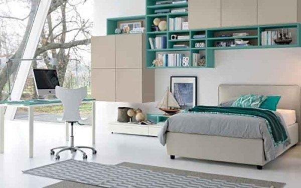 Camere da letto settimo torinese torino arredamenti for Mobili arredo camera