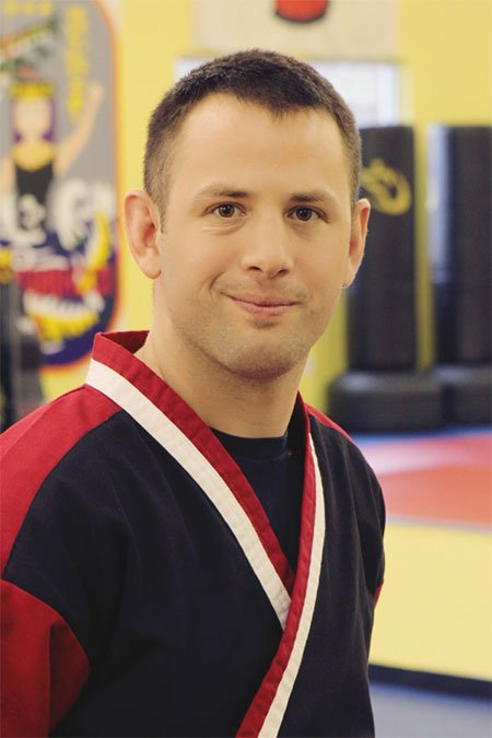 Dillon Pinkham, Karate Instructor in Buffalo NY