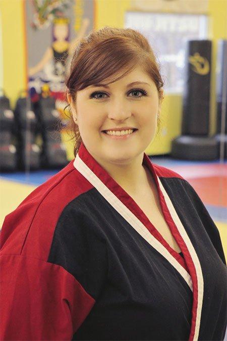 Lauren Briand, Kid's Karate Instructor in Buffalo NY