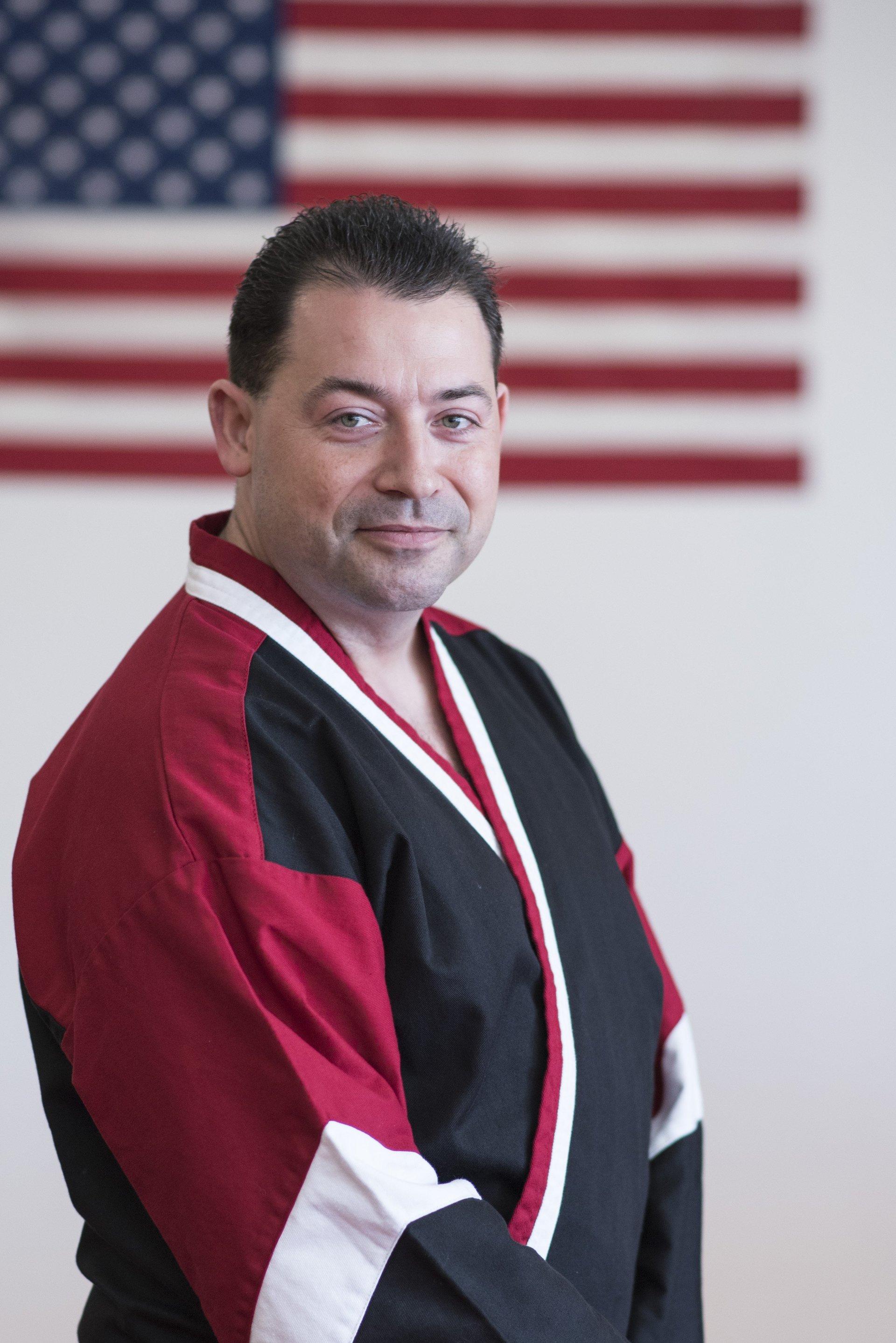Ken Meier, Owner & Martial Arts Instructor in Buffalo NY