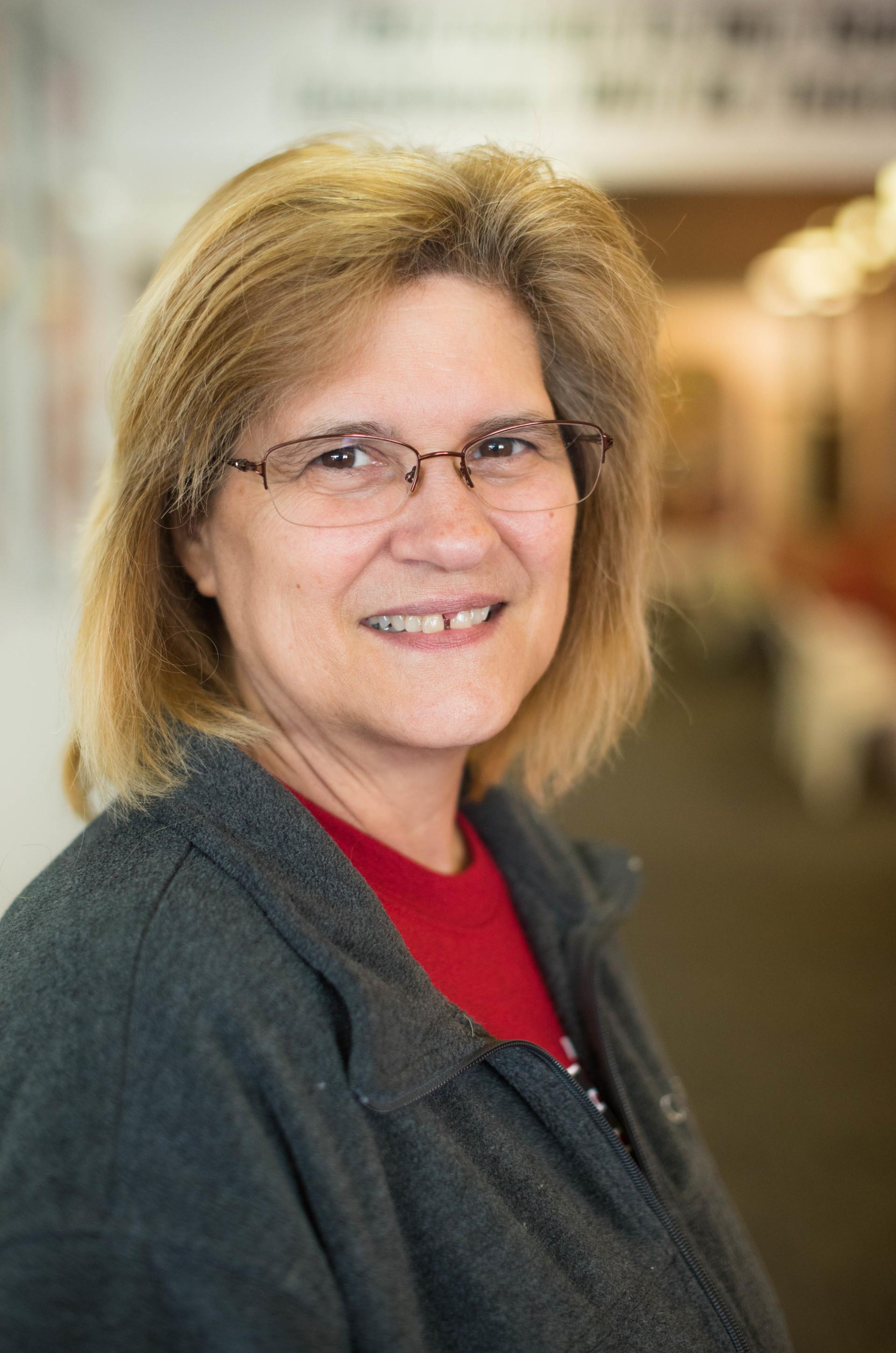 Lynn Heim, Office Manager for Buffalo NY Karate School
