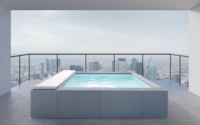 vendita piscine fuori terra design