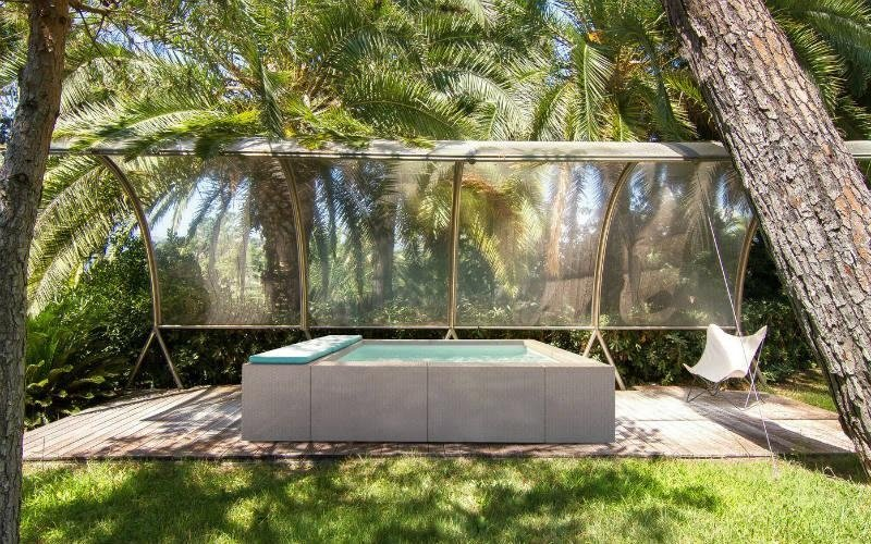 Rivenditori piscine laghetto milano evoluzione bagno for Laghetto da interno