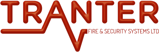 Tranter Fire & Security Logo Click For Homepage