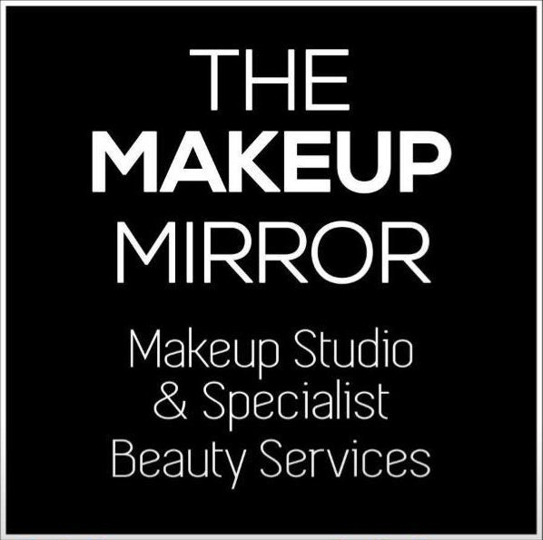 the makeup mirror business logo