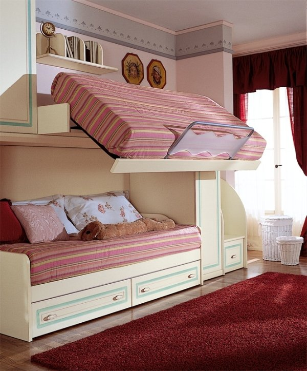armadio letto