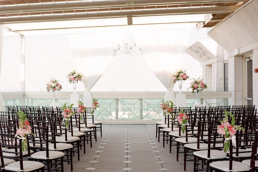 Elegant wedding venue