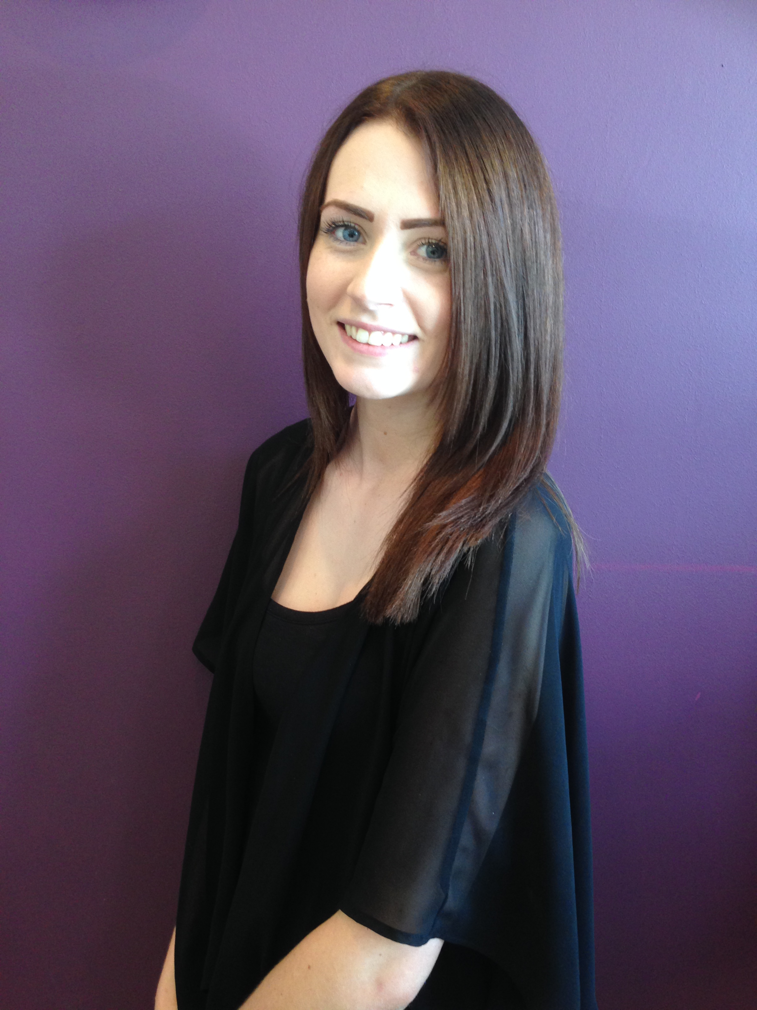 Hayley - Senior Hair Designer