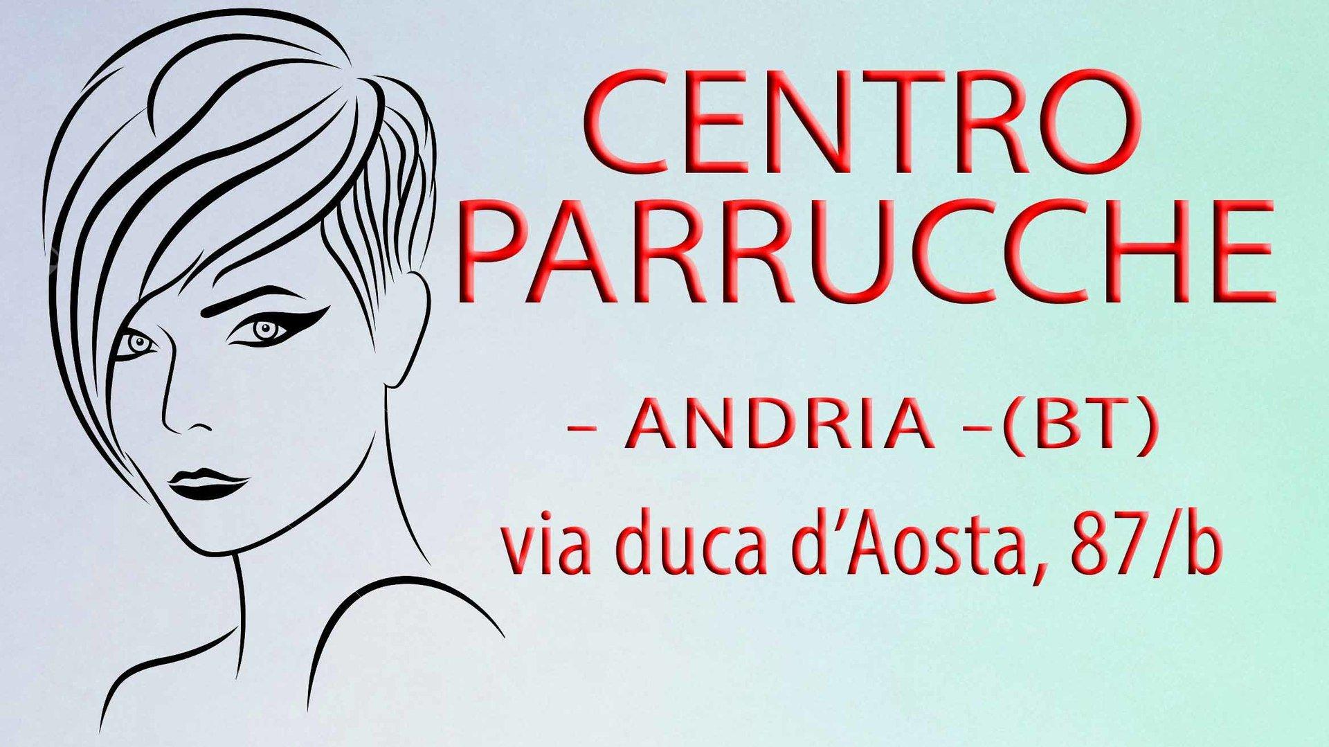 centro parrucche andria - logo