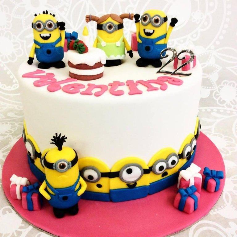 realizzazione torte per compleanni