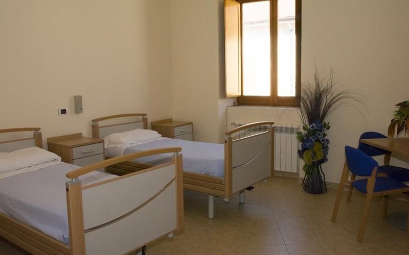 Letti Villa Troisi