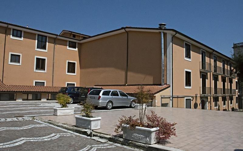 Nuovo impianto Villa Troisi