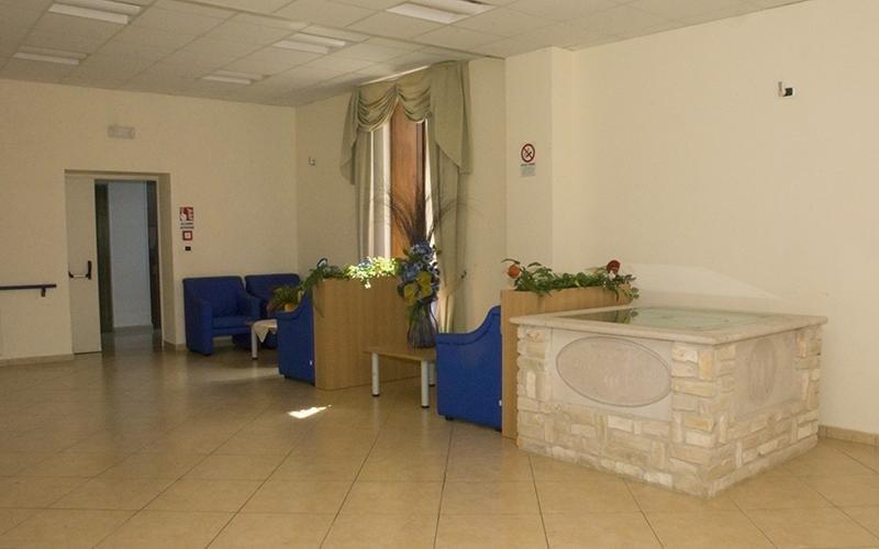 Sala a giorno Villa Troisi