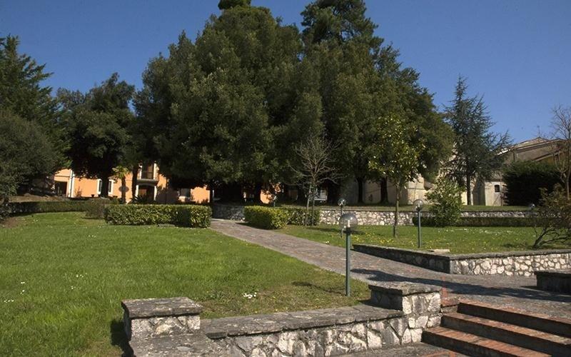 Giardino Villa Troisi