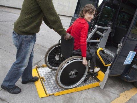 assistenza a disabili