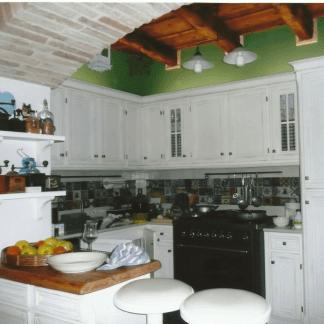 tinteggiature interni cucina