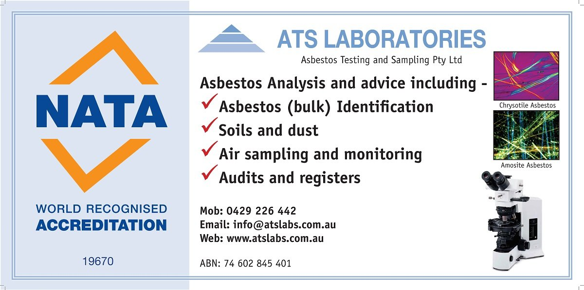 42930 Asbestos T and S SIGN NATA