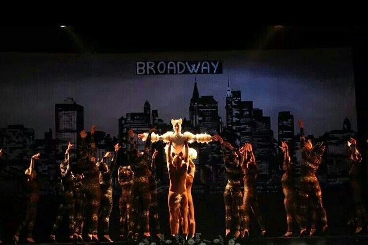 Abiti per spettacoli teatrali