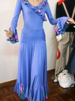 Vestito da flamenco
