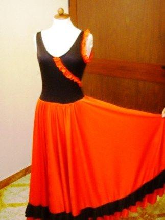 Abito flamenco