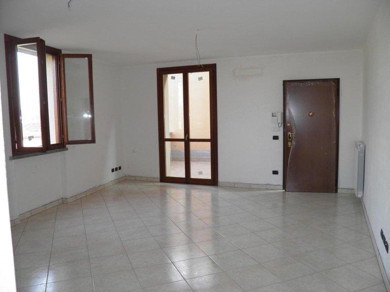 agenzia immobiliare vivere casa busnago 3 locali vista castello1