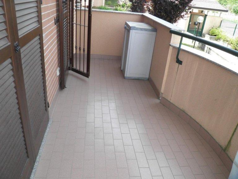 balcone cambiago 3 locali termoautonomo