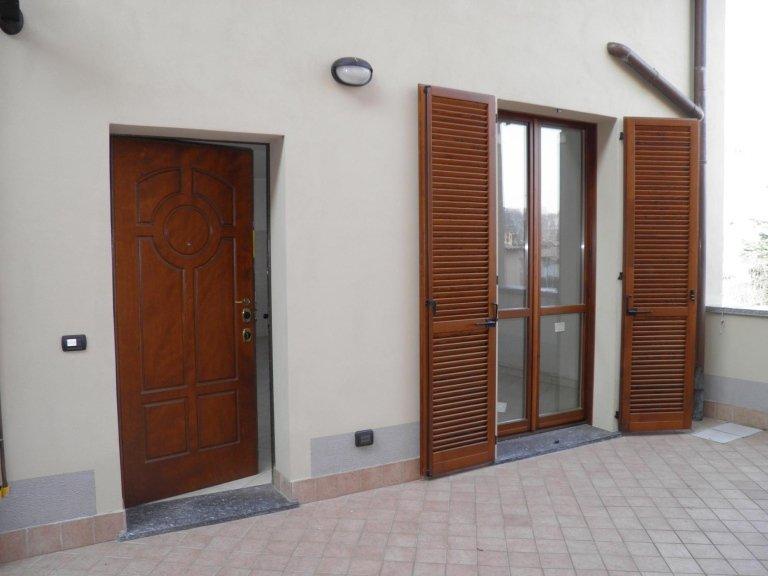 agenzia immobiliare vivere casa vimercate 3 locali vista castello