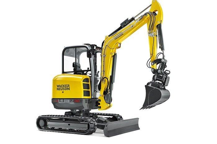 Escavatore Ez 38