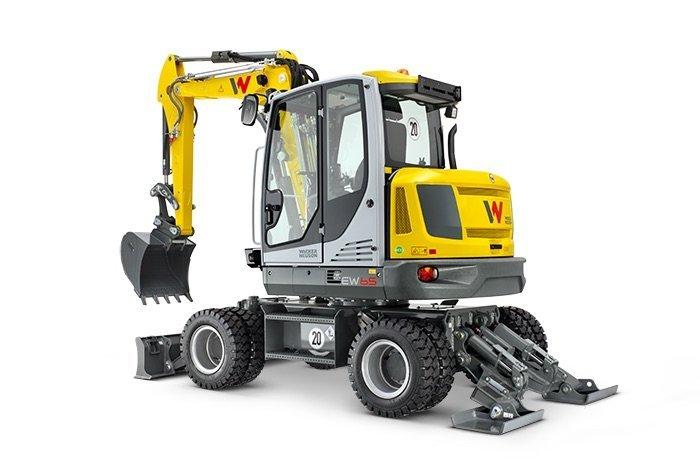 Escavatore EW 65