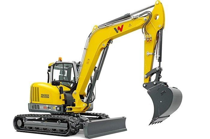 Escavatore EZ 80