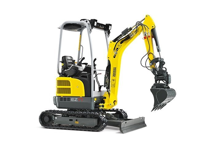 Escavatore EZ 17