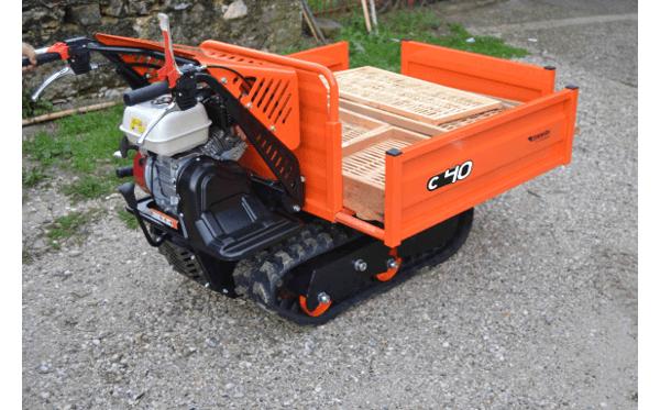 motocarriola agricola