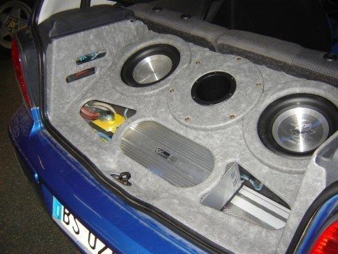 sistemi hi-fi car audio