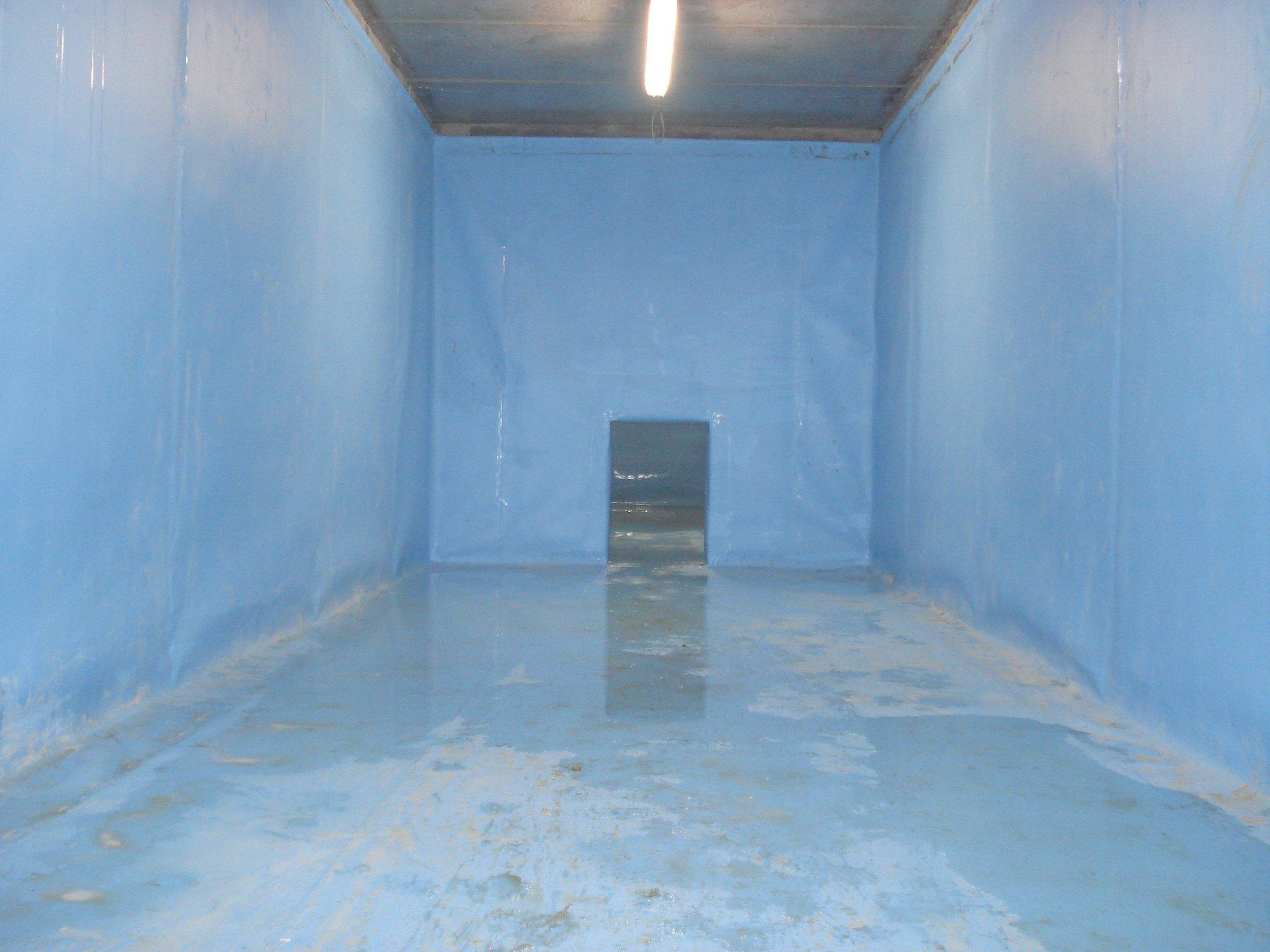 impermeabilizzazione di gallerie artificiali