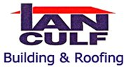 Ian Culf Building & Roofing logo